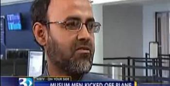 Muslim Imams Pulled From Plane