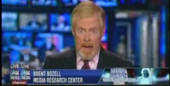 Brent Bozell Complains That Media Didn't Give George W. Bush Any Credit For Bin Laden Raid