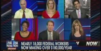 Cashin' In Panel Attacks Government Workers As Being Overpaid