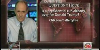 Jack Cafferty Asks If A Presidential Run Is Already Over For Trump