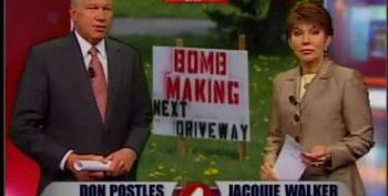 """Bomb Making, Next Driveway"""