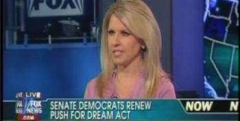 Fox's Monica Crowley Stumped When Asked To Explain What More President Obama Must Do To Please GOP In Immigration