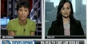 Tea Party Activist Katrina Pierson Calls Romney A 'Walking Hypocrite'