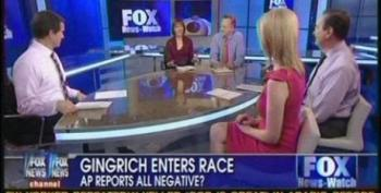 Fox Panel Accuses 'Liberal' Media Of 'Tearing Down' GOP Presidential Candidates By Reporting On Their Marital Problems