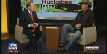 After Feigned Outrage Over 'Cop Killer' Rapper, Huckabee Brings In Ted Nugent Preceding His 'Big Announcement'