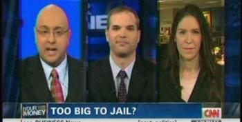 Matt Taibbi And Megan McArdle Square Off Over Potential Criminal Charges Against Goldman Sachs