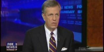 Brit Hume Admits We'll Never Default On Our Debt, But Thinks It Would Be Alright To Let The Rest Of The Government Go Unfunded