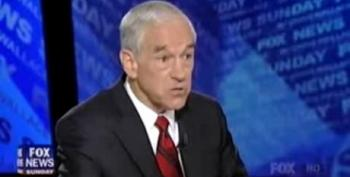 Ron Paul Compares Social Security And Medicare To Slavery