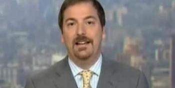 Chuck Todd Suggests Obama Wants To Raise Debt Ceiling For His Personal Fortune