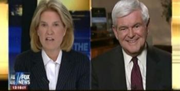 Gingrich Punts When Asked About $500K Tiffany's Bill -- 'I'm Not Going To Play Trivial Pursuit'