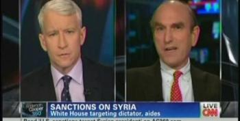Why Is CNN's Anderson Cooper Lending Elliot Abrams Credibility By Having Him On 360?
