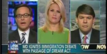 Simon Rosenberg Deftly Defends Maryland's Passage Of Its Own Version Of DREAM Act, While Ben Ferguson Fumes And Lies