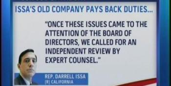 Chair Of House Oversight Committee Issa's Company Underpaid Millions In Tariffs On Chinese Imports