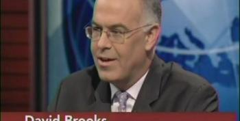 David Brooks Pans Gingrich For Criticizing Paul Ryan's 'Very Serious' Plan To Gut Medicare