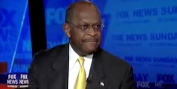 Herman Cain: Palestinians Should Get 'Nothing' In Peace Deal