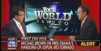 Neil Cavuto Thinks Obama Needs Advice From Heck-of-a-Job Brownie On Tornado Response