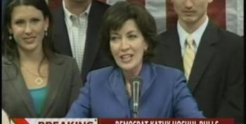 Democrat Kathy Hochul Wins Upset In NY-26