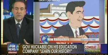 Huckabee: It's 'Amazing To Me That Kids Are That Ignorant Of Their History' - So Here's How I Make It Worse