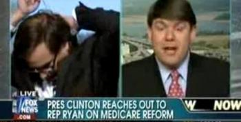 Ex-Clinton Aide Storms Off Fox News Set During Medicare Debate