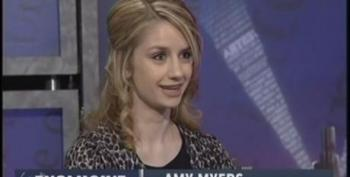 Lawrence O'Donnell Talks To 16 Year Old Who Challenged Bachmann To A Debate