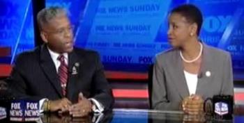 Rep. Allen West Suggests U.S. Can't Leave Afghanistan Because Americans Are Dying There