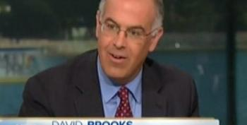 David Brooks: To Have Democratic Fingerprints On A Medicare Reduction Plan Would Be Good For The Country