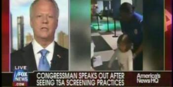 Rep. Paul Broun Complains That TSA Is Wasting Money With 'Political Correctness'
