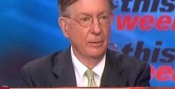 George Will Mocks Sarah Palin's National Security Creds: Keep Her Mitts Off Da Nukes