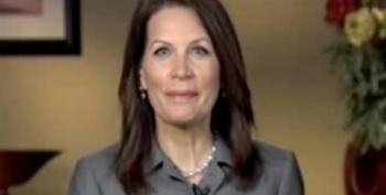 Bachmann: 'I Compare Myself To Barack Obama'