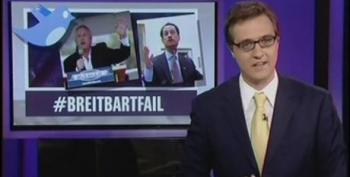 Chris Hayes: Why Is Serial Manipulator Of The Media Breitbart Allowed To Come On And Spout Off?