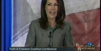 Michele Bachmann Pushes Planned Parenthood Sex Trafficking Lie During Ralph Reed's Wingnut Conference