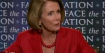 Pelosi: Ask Mr. Boehner Why Congress Can't Get Anything Done
