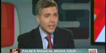 Matt Lewis Defends Palin's Hostility Towards The Press By Claiming They Questioned Whether Trig Was Her Child