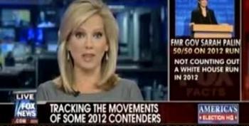 Fox News Uses Tina Fey Photo For Sarah Palin Report