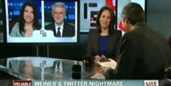 Reliable Sources: Weiner's Twitter Nightmare