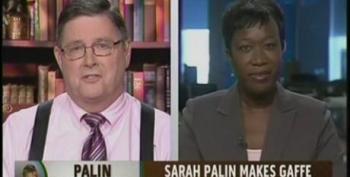 Mark Tapscott Defends Palin's Paul Revere Gaffe