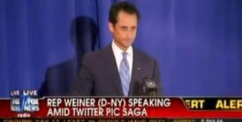 Rep. Anthony Weiner Confesses To Sending Lewd Photos, Covering It Up