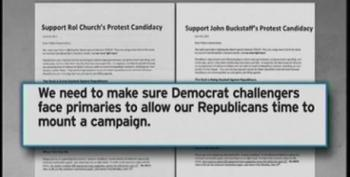 Republican Dirty Tricks With Fake Primary Challengers In WI Recall Elections Could Backfire
