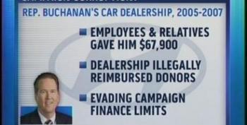 FEC Accuses Rep. Vern Buchanan's Former Company Of Violating Campaign Finance Law