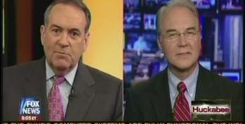 Huckabee Allows Rep. Tom Price To Call Ryan's Plan To Voucherize Medicare 'Premium Support'
