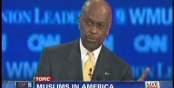 Cain Tries To Backtrack On Comment About Muslims: I Was Thinking About The Ones That Are Trying To Kill Us