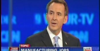 Tim Pawlenty Claims He's For 'Fair Trade' During GOP Debate
