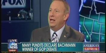 Fox's MacCallum And Gallagher Pull Out The Victim Card For Bachmann