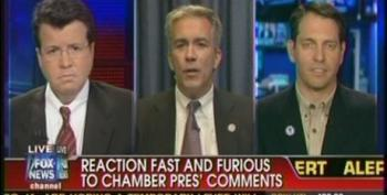 'Tea Party' Freshman Joe Walsh Rips Into Chamber Of Commerce's Donahue