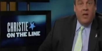 """Chris Christie: """"It's None Of Your Business"""""""
