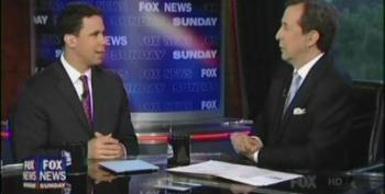 Chris Wallace Praises Rick Perry's Record On Job Creation In Texas