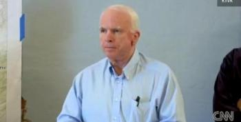 McCain: Illegal Immigrants To Blame For Arizona Wildfires