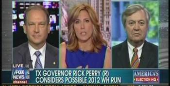 Brad Blakeman Defends Rick Perry's Record Of Low-Wage Job Creation In Texas