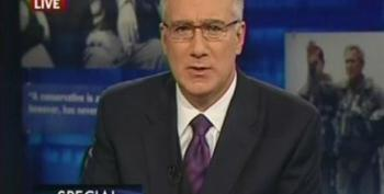 Keith Olbermann Returns To The Air And Gives His First Special Comment