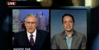 Markos Moulitsas To Olbermann: Scarborough Is 'Such A Loser Host'
